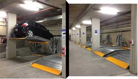 Ascenseur lift voiture - Garage ascenseur pour voiture ...